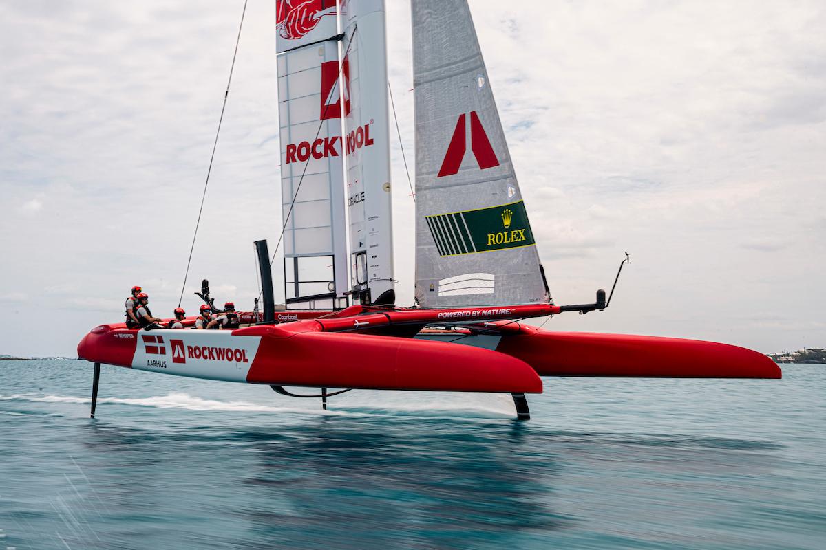 Sailing SailGP In Bermuda April weekend 2021 (2)