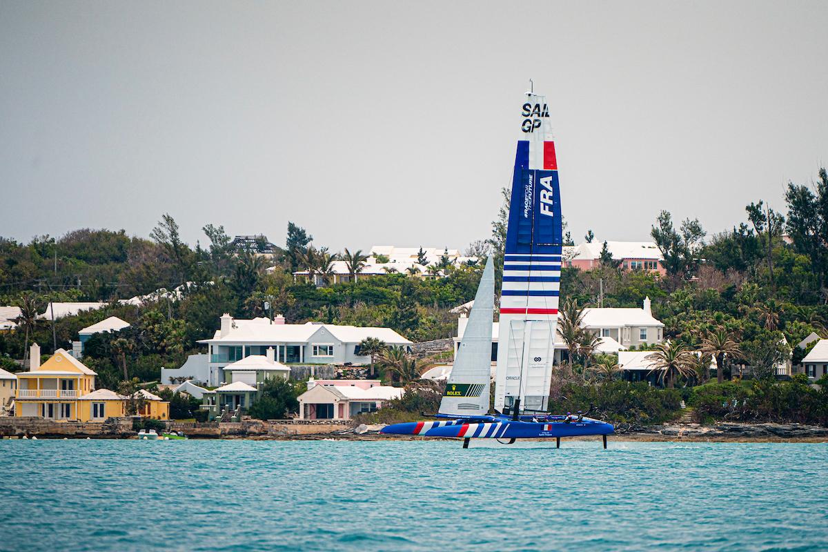 Sailing SailGP In Bermuda April weekend 2021 (3)