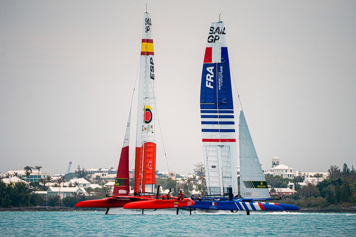 Sailing SailGP In Bermuda April weekend 2021 (4)
