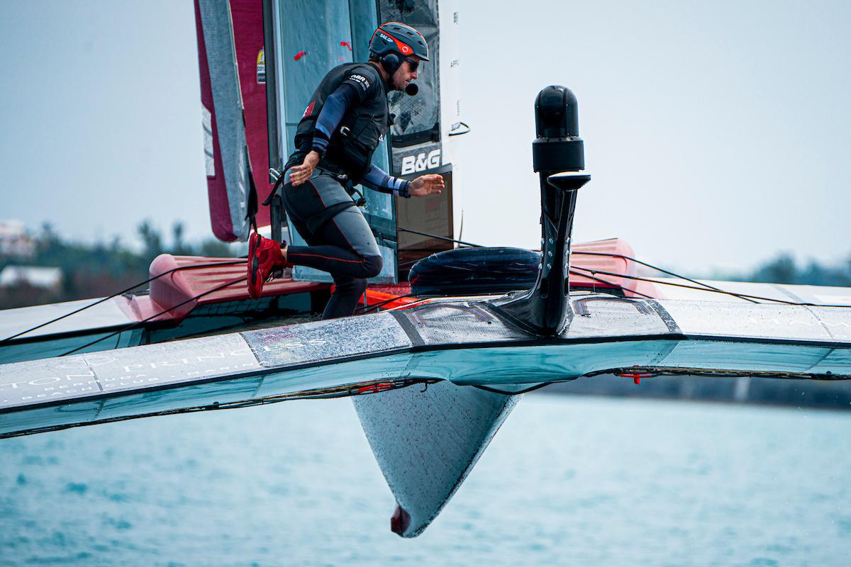Sailing SailGP In Bermuda April weekend 2021 (7)