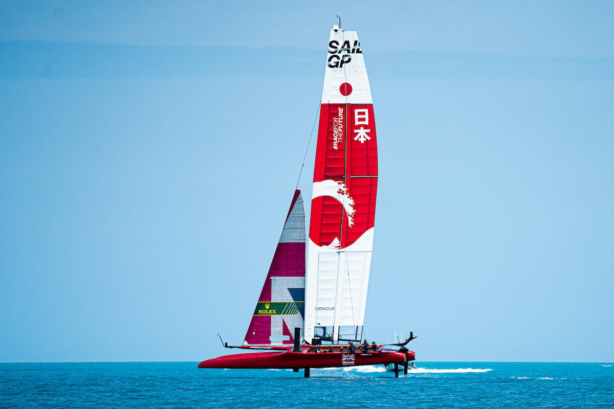 Sailing SailGP In Bermuda April weekend 2021 (9)