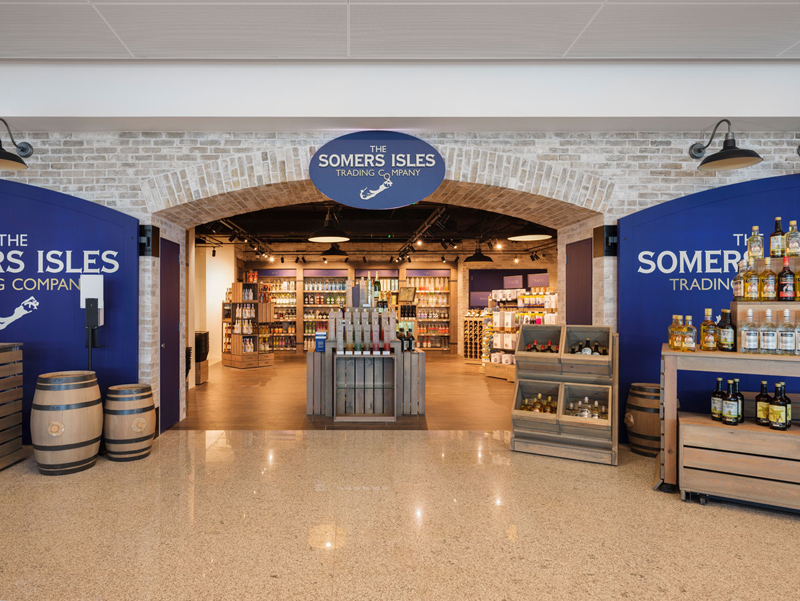 Skyport and Somers Isle Trading Company April 2021 (2)
