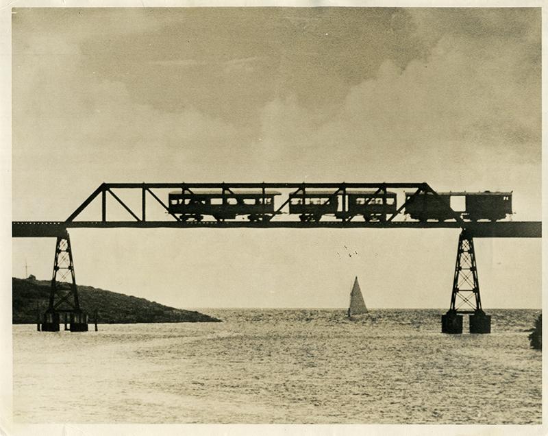 The Bermuda Railway Book Launch April 2021 2