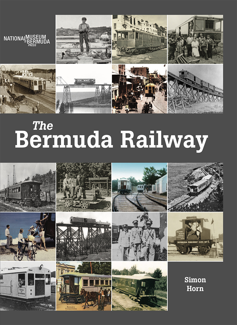 The Bermuda Railway Book Launch April 2021 3