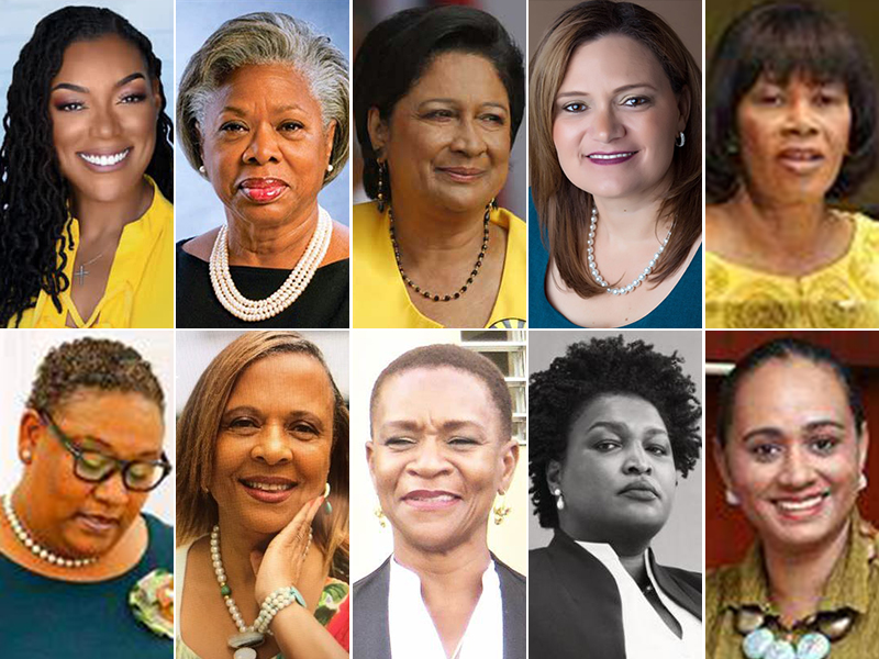The Rise Of Women In Regional Politics Bermuda April 23 2021