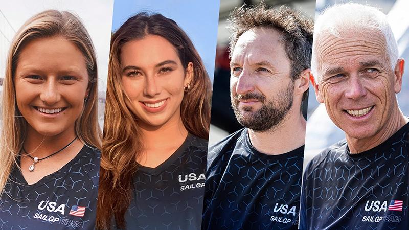 US SailGP Team Bermuda April 2021
