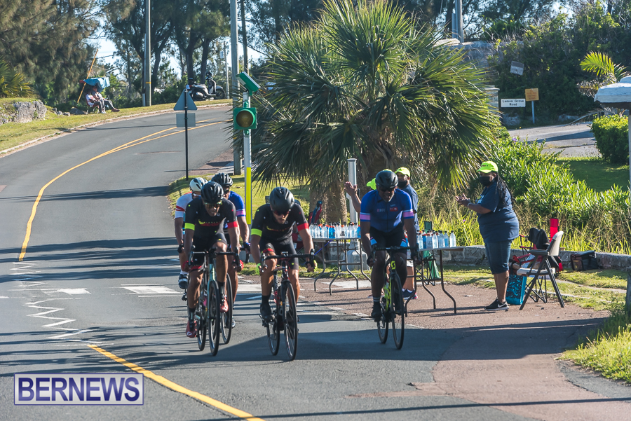 2021 Cycling race Bermuda Day bernews JM (16)