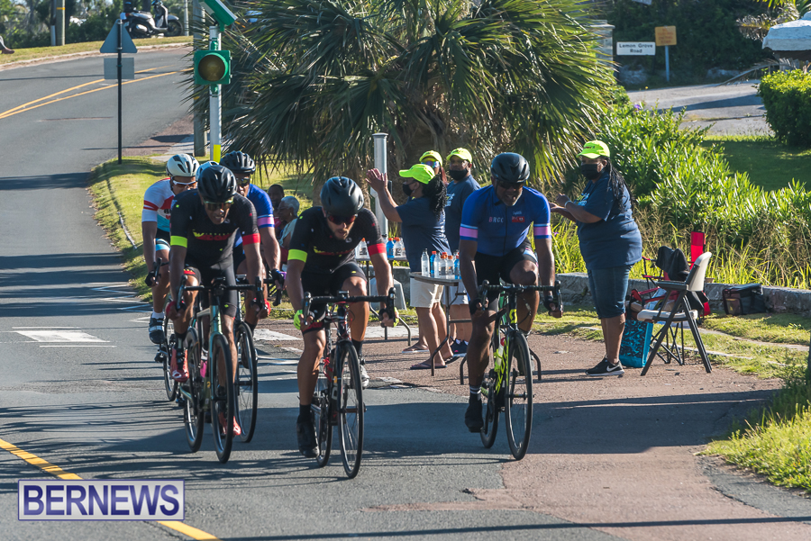 2021 Cycling race Bermuda Day bernews JM (17)