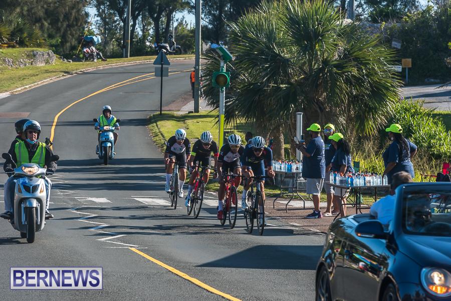 2021 Cycling race Bermuda Day bernews JM (2)