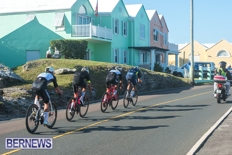 2021 Cycling race Bermuda Day bernews JM (6)