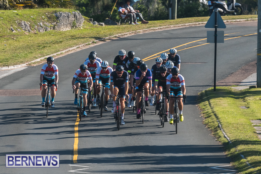 2021 Cycling race Bermuda Day bernews JM (8)