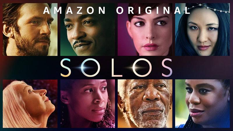 Amazon Series SOLO Bermuda May 2021