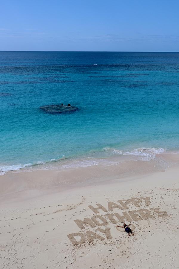 Beach Art Bermuda May 9 2021