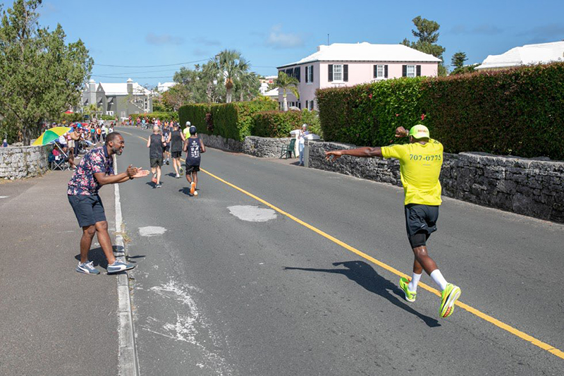 Bermuda Day Half Marathon May 2021 1
