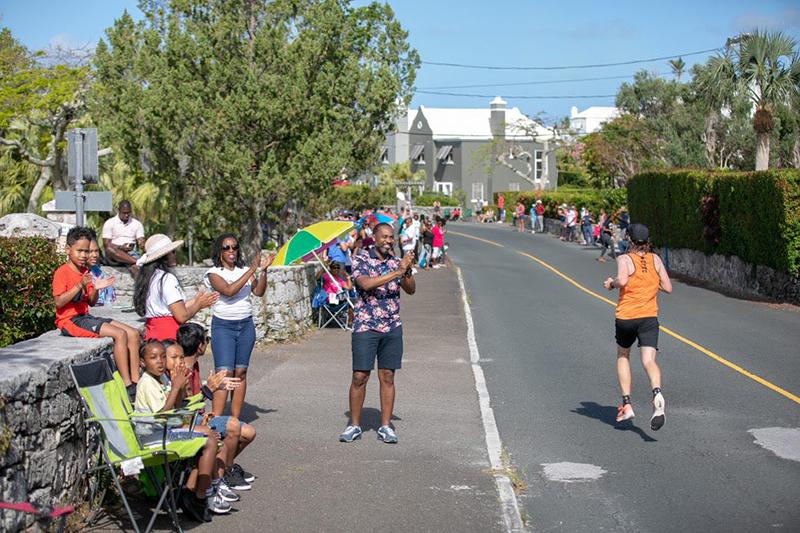 Bermuda Day Half Marathon May 2021 2
