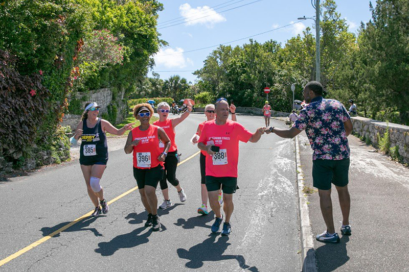 Bermuda Day Half Marathon May 2021 3