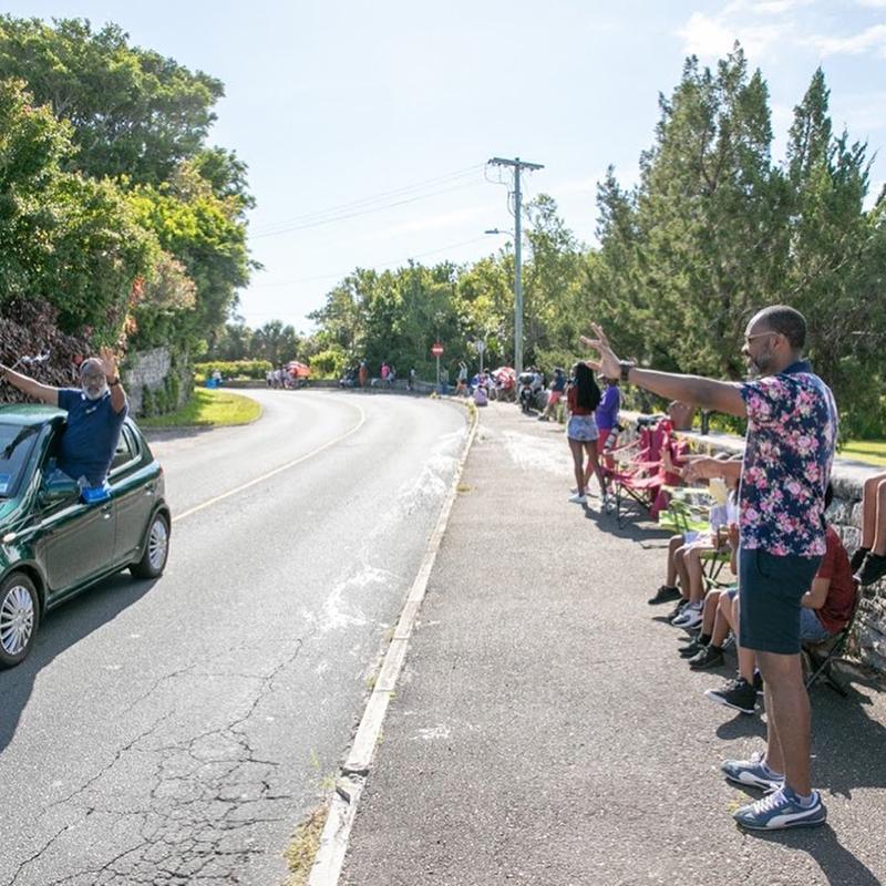 Bermuda Day Half Marathon May 2021 5