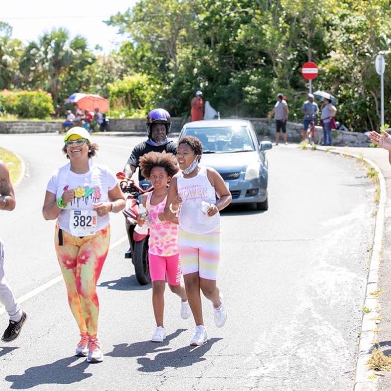 Bermuda Day Half Marathon May 2021 7