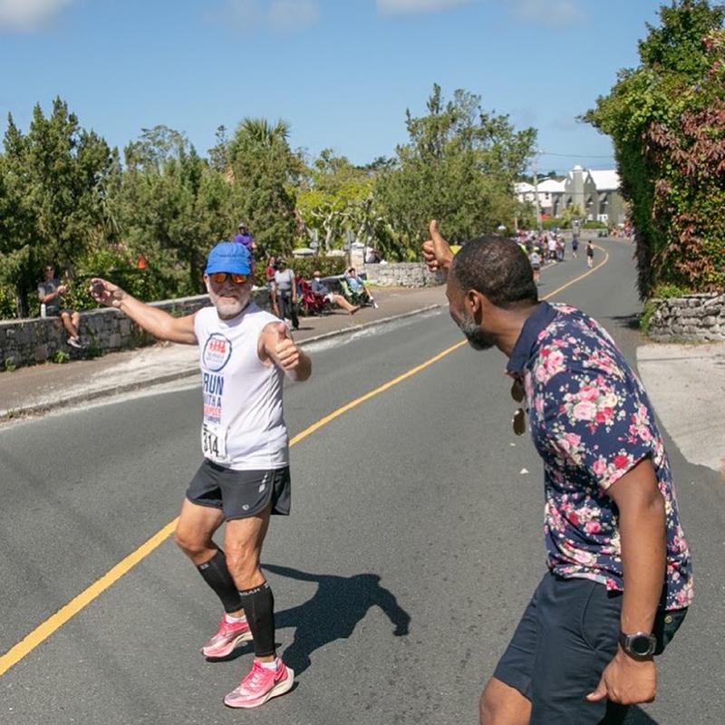 Bermuda Day Half Marathon May 2021 8