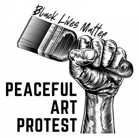 Black Lives Matter Bermuda & Peaceful Art Protest May 2021