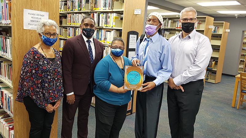 Book Launch Bermuda National Library May 21 2021