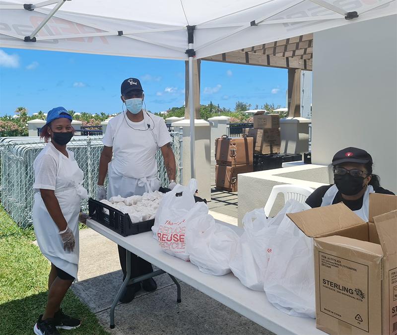 Close to Home Vaccination Bermuda May 29 2021 (5)