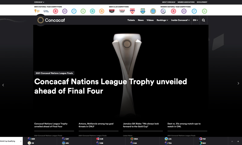 Concacaf new website May 2021 (1)