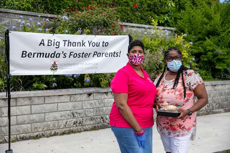 DCFS Honour Foster Care Families Bermuda May 2021 3
