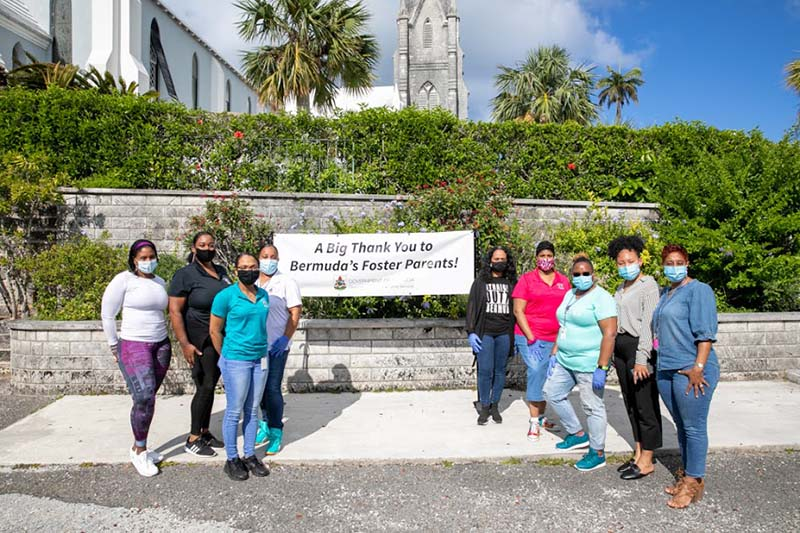 DCFS Honour Foster Care Families Bermuda May 2021 4