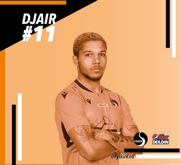 Djair Parfitt-Williams Bermuda May 2021