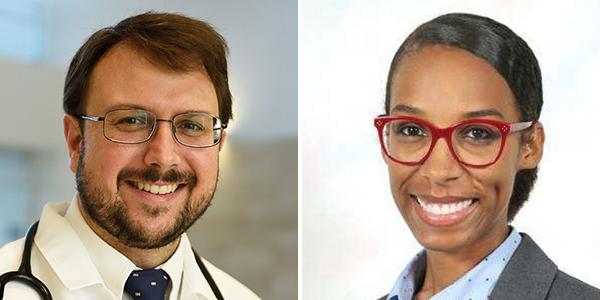Dr Michael Ashton & Dr Meliseanna Saltus Gibbons Bermuda May 2021