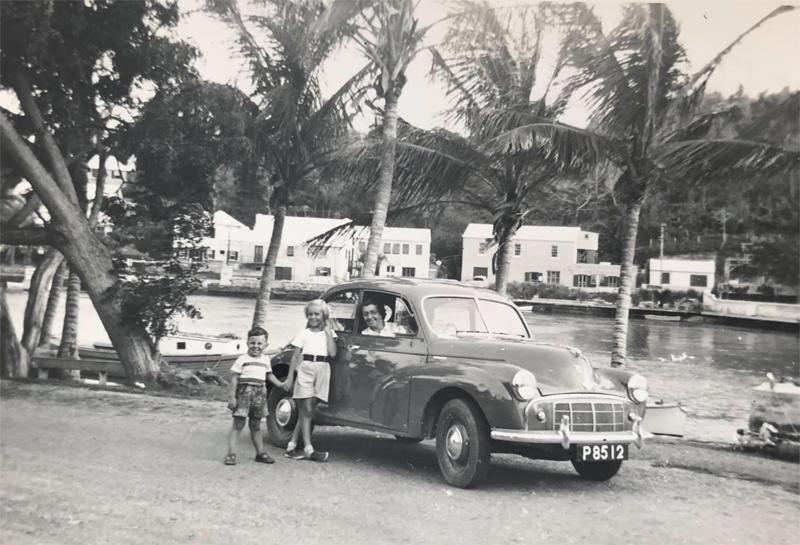 Early 50s Bermuda
