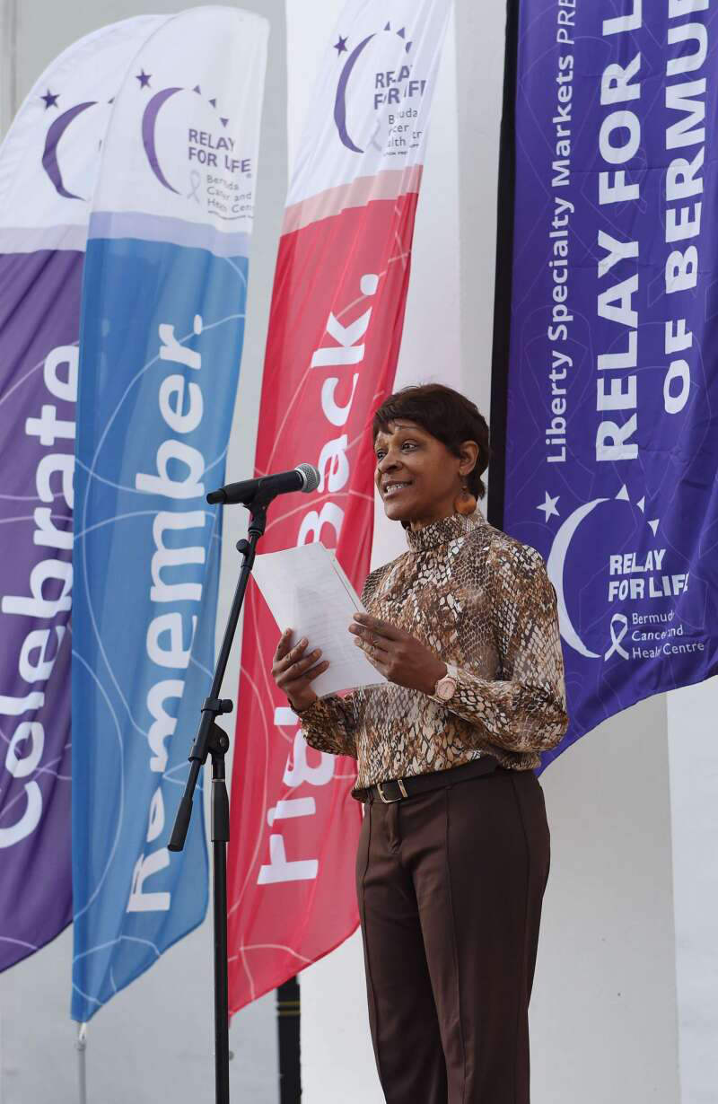 Gloria Dill Bermuda May 2021