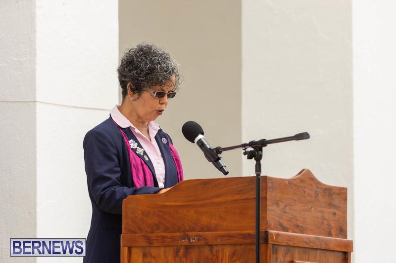 International Nurses Day Proclamation Reading Bermuda May 2021 10