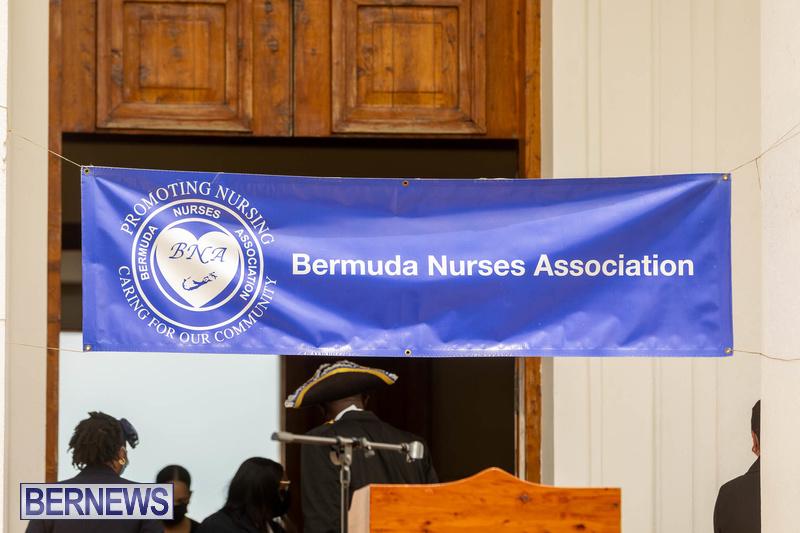 International Nurses Day Proclamation Reading Bermuda May 2021 2