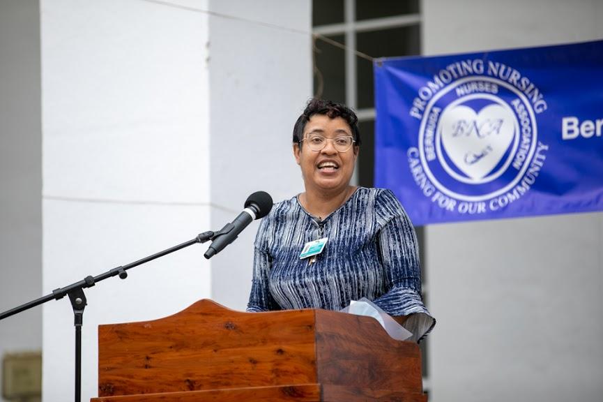International Nurses Day Proclamation Reading Bermuda May 2021 23