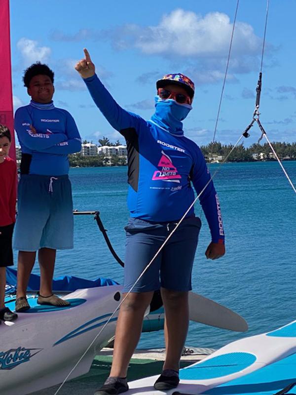 Kraft Cares Donates To Endeavour Bermuda May 2021 2