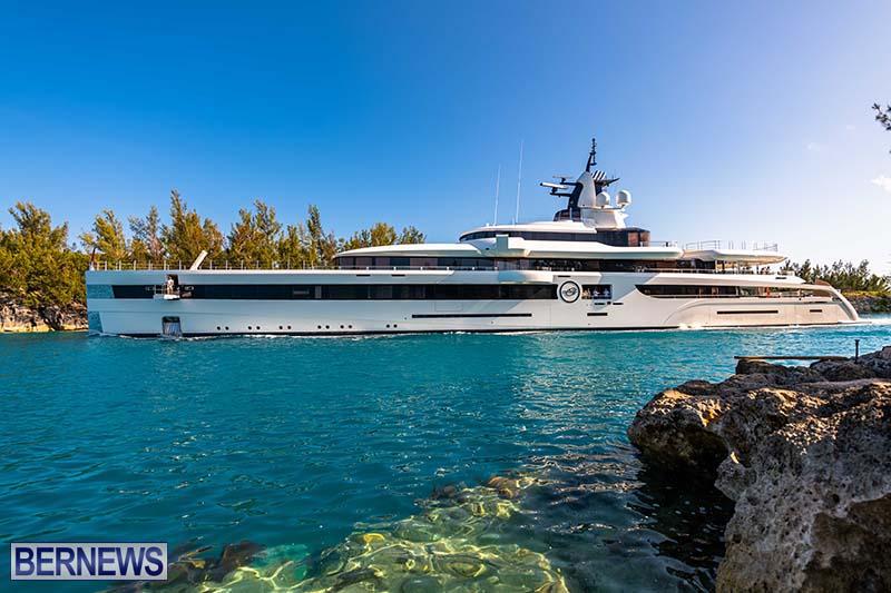 Lady S Yacht Bermuda May 2021 3