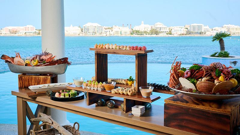 Marea Seafood Bar Bermuda May 2021 1