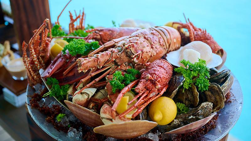 Marea Seafood Bar Bermuda May 2021 2