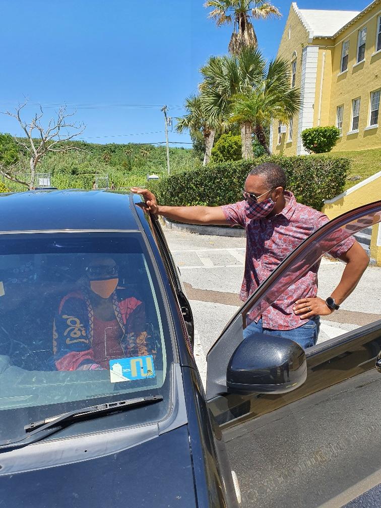 Mobile Vaccination Site Bermuda May 2021 (8)