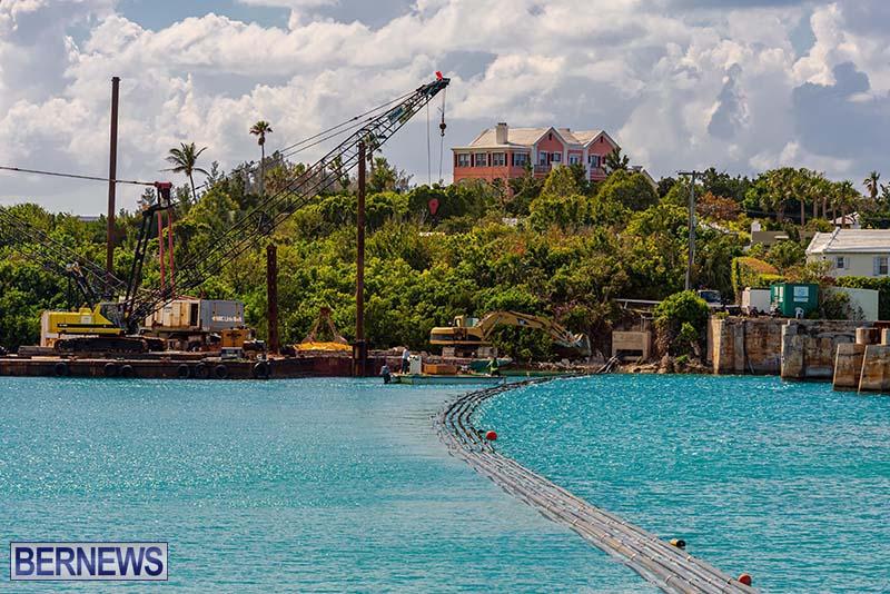 New Conduits At Old Severn Bridge Bermuda May 2021 1
