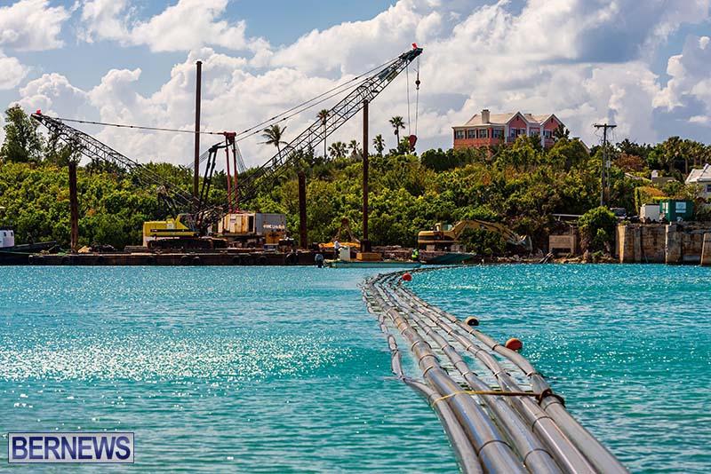 New Conduits At Old Severn Bridge Bermuda May 2021 2