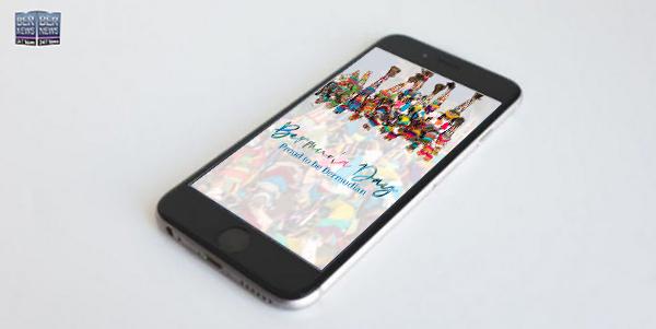 Phone wallpaper wednesday TWFB Bermuda Day Gombeys ETkpA3Lt 2