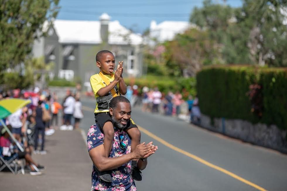 Premier Burt At Bermuda Day Half Marathon May 2021 1