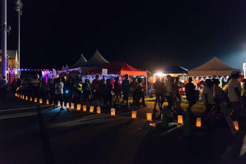 Relay For Life Luminaria Event Bermuda May 2021 1