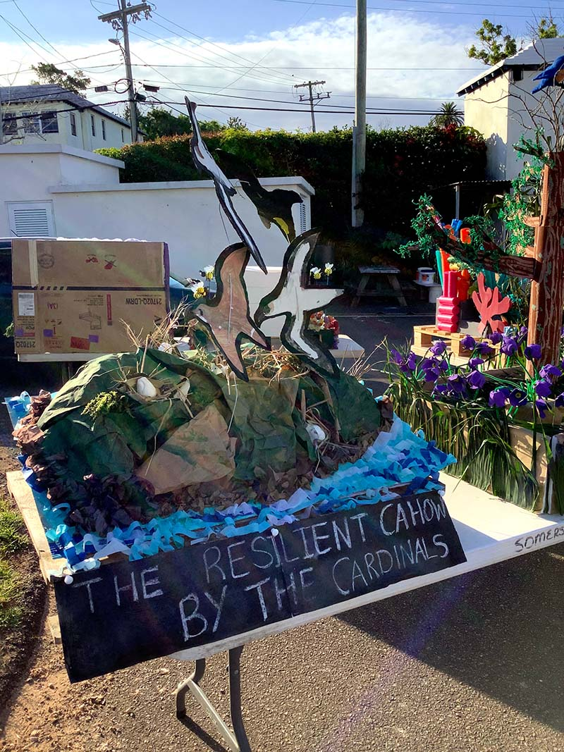 Somersfield Bermuda Day Floats May 2021 6