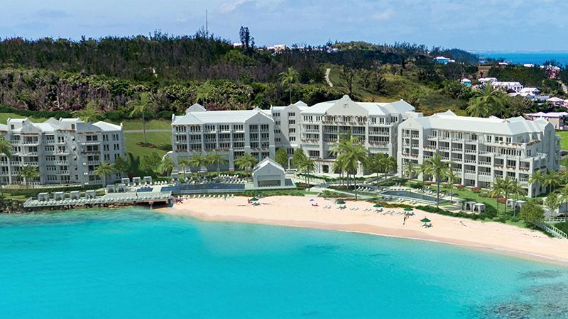St. Regis Hotel & Resort Bermuda May 22 2021