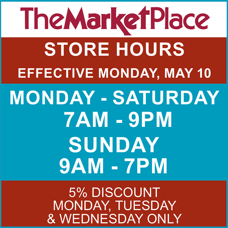 The MarketPlace Bermuda May 10 2021