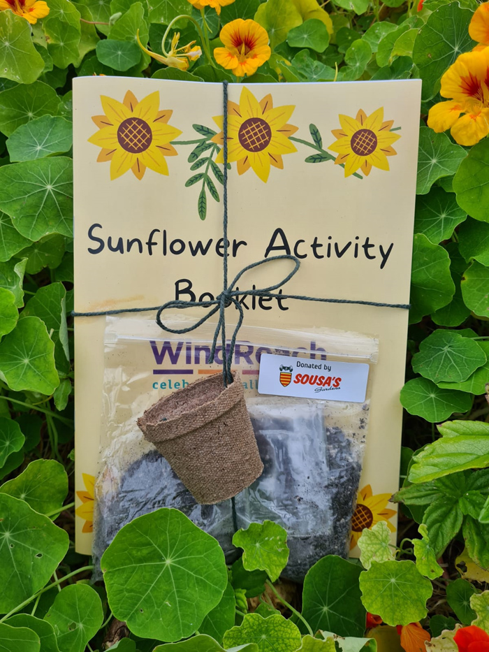 WindReach Sunflower Booklet Bermuda May 2021